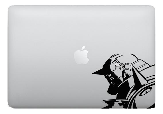 Adesivo Tablet Notebook Full Metal Alchemist Macbook
