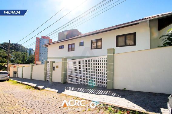 Acrc Imóveis - Casa Para Venda No Bairro Garcia - Ca01087 - 34266906