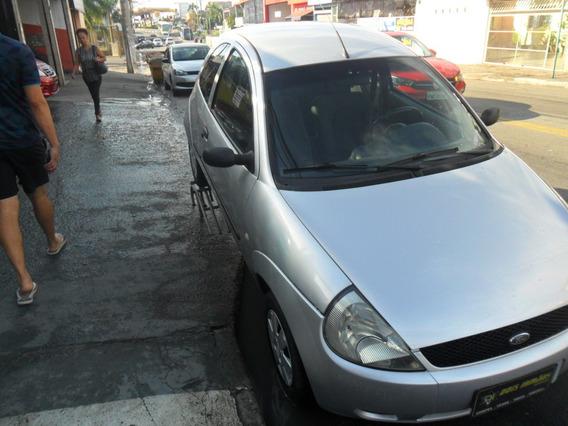Ford Ká Gl 1.0 Zetec Rocan 2004 C/ Ar Cond