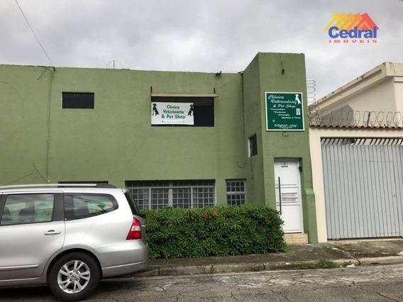 Sala Para Alugar, 90 M² Por R$ 1.500,00/mês - Vila Oliveira - Mogi Das Cruzes/sp - Sa0072