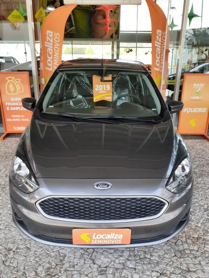 Ford Ka 1.0 Ti-vct Se 12v Flex 4p Manual