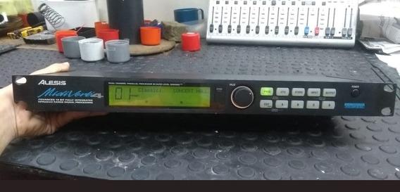 Processador De Efeitos Alesis Midiverb 4 18bit Frete Gratis