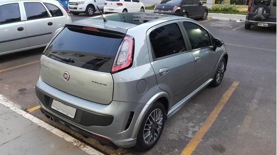 Fiat Punto Blackmotion Dualogic 1.8 16v Flex 2015 132 Cv