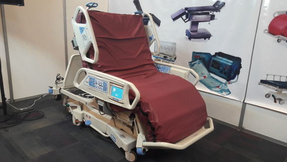 Cama Electrica Hill-rom Total Care Sport 2 Colchon Aire