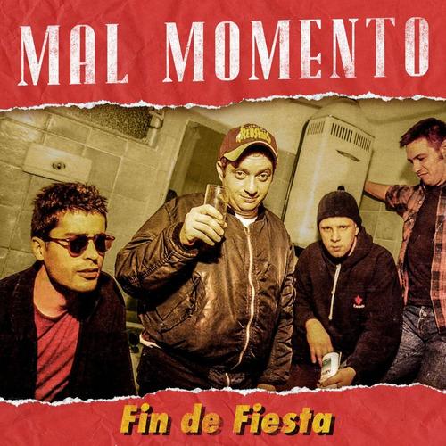 Vinilo Mal Momento Fin De Fiesta
