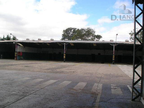 Galpão À Venda, 2607 M² Por R$ 4.500.000 - Chácaras Campos Dos Amarais - Campinas/sp - Ga0209