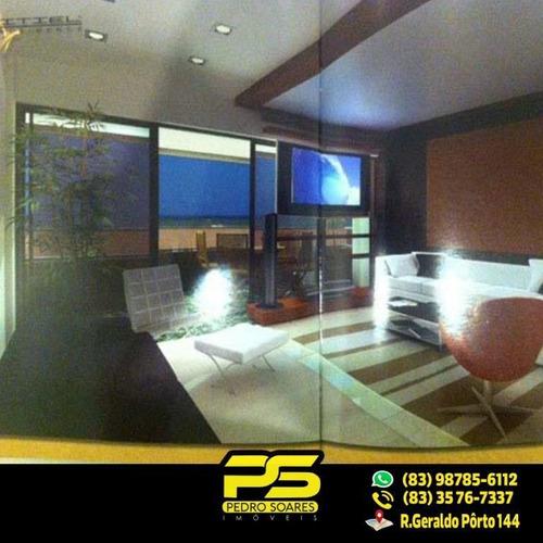 ( Oferta ) Apartamento Com 3 Quartos 1 Suíte No Bessa - Ap1632