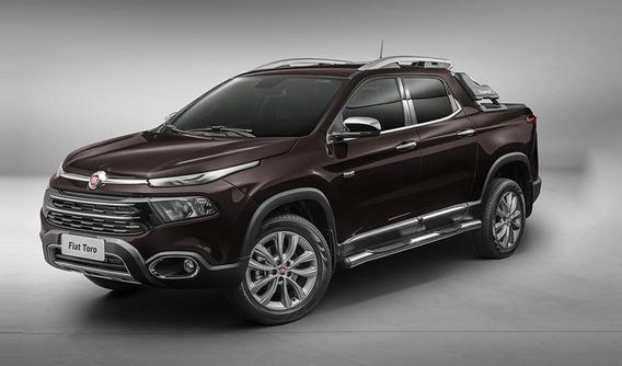 Fiat Toro Ranch 2.0 4x4 Diesel Financia Hasta El 80% L