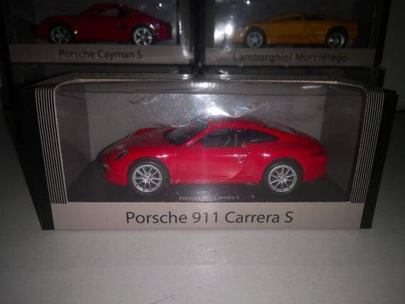 Porsche 911 Carrera S. Coleccion Autos Deportivos