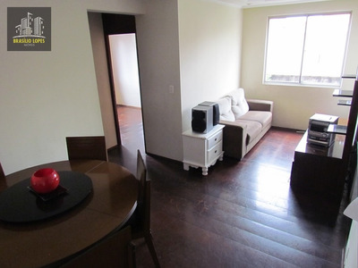 Apto 2 Dormitórios E 1 Vg Próx Museu Do Ipiranga - M1701