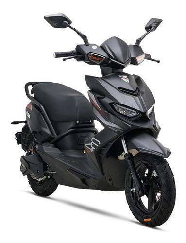 Motocicleta Elétrica Scooter Aima Tiger S5 - Motor De 1200w