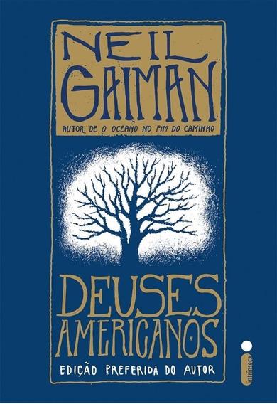 Livro Deuses Americanos - Seminovo