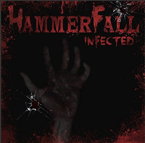 Cd : Hammerfall - Infected (italy - Import, 2 Disc)
