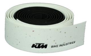 Cinta Para Manubrio De Bici De Ruta O Fixed Ktm Team