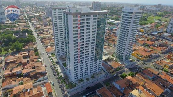Apartamentos Novos Na Parquelândia Próximo Ao Colégio Master -condomíniorenaissance Residence Club - Ap0329