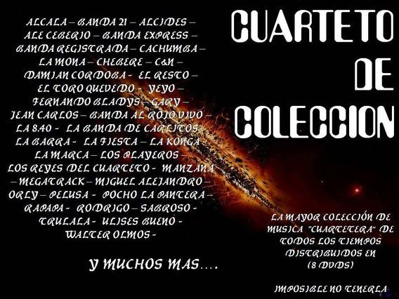 Coleccion Cuarteto (8 Dvd)