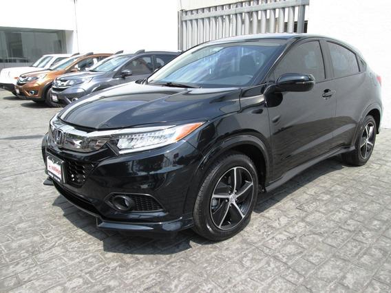 Honda Hrv Touring 2019 Negro