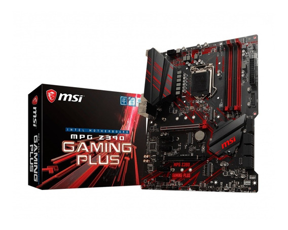 Motherboard Msi Mpg Z390 Gaming Plus Intel 9na 1151 - 3