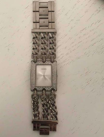 Relógio Guess Prata