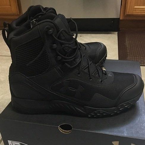 Botas Tacticas Under Armour Valsetz 7 / Zapatos Under Armour