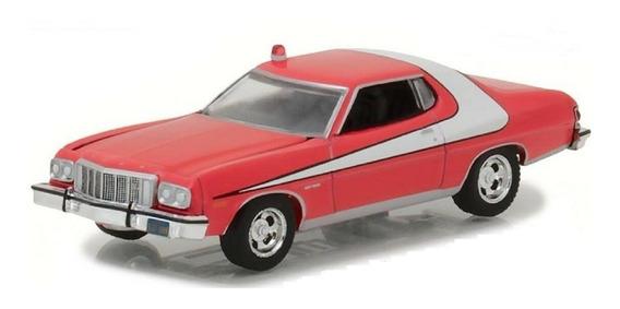 Greenlight Ford Torino Starky Hutch Ruedas Goma Solo Envios