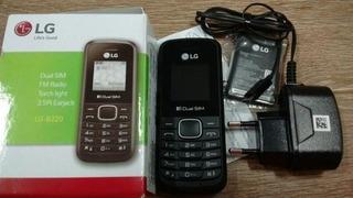 Celular Lg B220 Dual Sim 32mb
