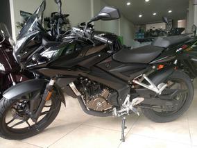Moto Bajaj Rouser As 200 Financiacion 100% Cuotas Fijas