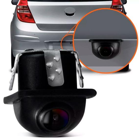 Câmera Tartaruga Dupla Função Ré E Frontal - Universal