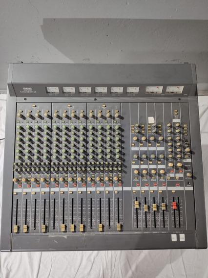 Yamaha Mixer Console Mc 1204 Ii Frete Grátis