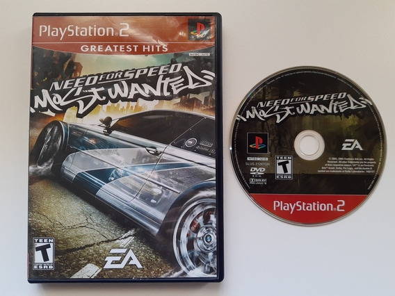 Play 2: Need For Speed Most Wanted Black Label Completo!!
