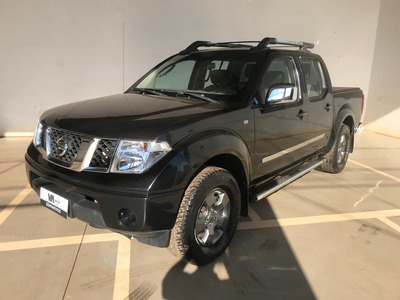 Frontier 2.5 Xe 4x2 Cd Turbo Eletronic Diesel 4p Manual