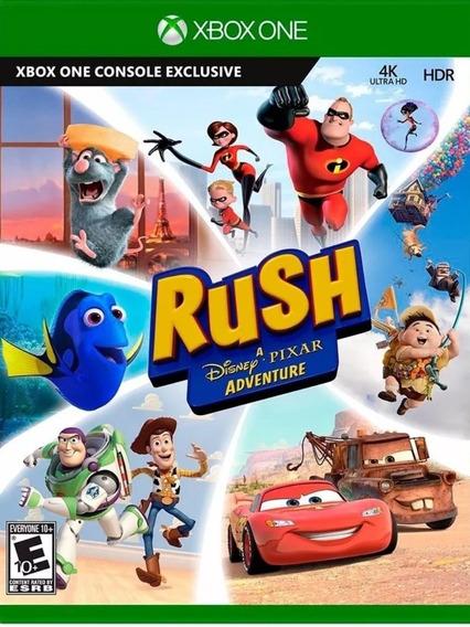 Rush Disney Pixar-xbox One-digital