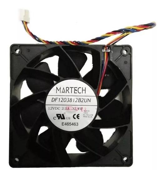Fan Cooler Ventilador Antminer 12vdc 6500rpm S9 S7 V9 Todas