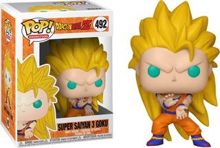 Funko Pop Goku Super Saiyajin Fase 3 Dragon Ball Z