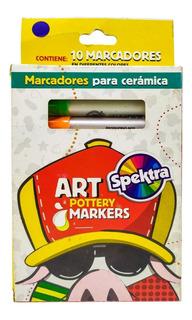 Marcadores Art Pottery Spektra