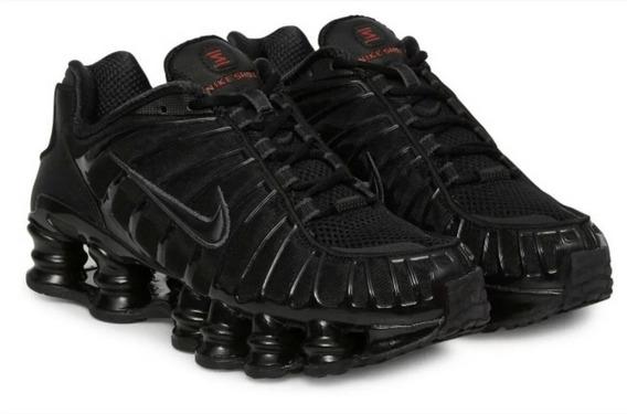 Tenis Nike Shox 12 Molas Original A Pronta Entrega