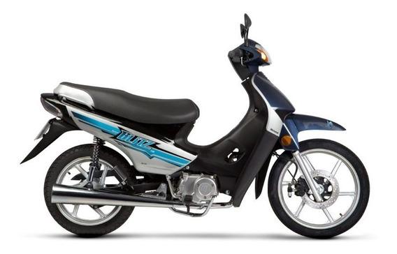 Motomel Blitz 110 V8 Full - Okm - Oferta Especial - Motos 32