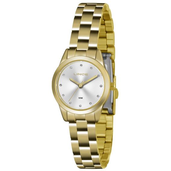 Relógio Lince Analógico Feminino Lrg4435l S1kx