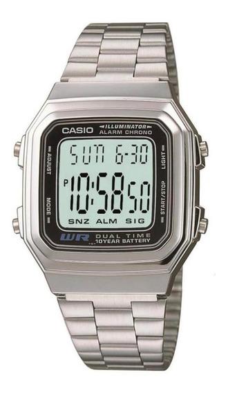 Relógio Casio Vintage A178wa-1adf Nf + Garantia + Original