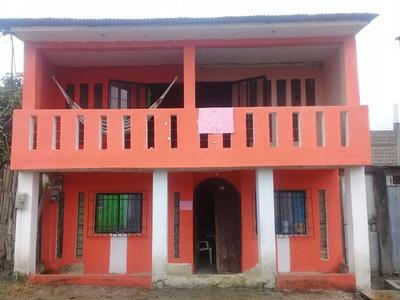 Casa De Tres Avitaciones , Con 1 Baño