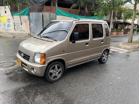 Chevrolet Wagon R/2002 Refull 154 Mil Kmts Original