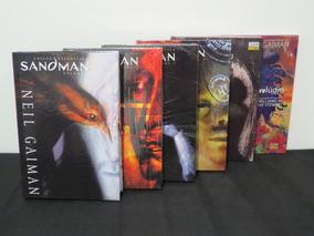 Sandman Edição Definitiva Vol. 1, 2, 3 E 4 + Prólogo E Morte