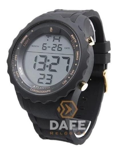 Relógio Atlantis A7457 Original C/ Garantia E Nf
