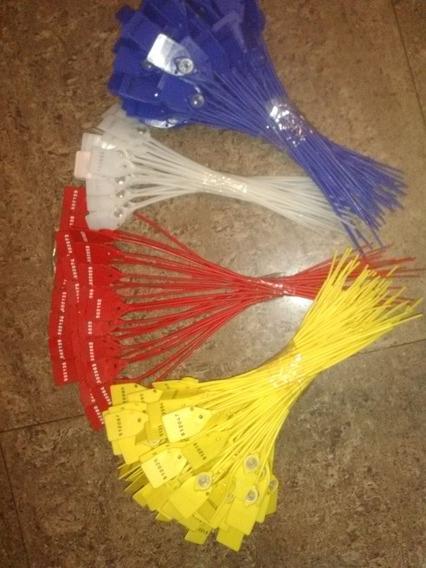 Precintos De Plasticos ( Pack De.100 Unidades )