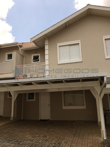 Imagem 1 de 23 de Casa Para Venda Em Chacara Primavera - Campinas - 96m² - R$ 585.000,00 - Ca01134 - 69345411