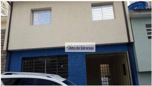 Sobrado Com 3 Dormitórios À Venda, 90 M² Por R$ 520.000,00 - Saúde - São Paulo/sp - So0825