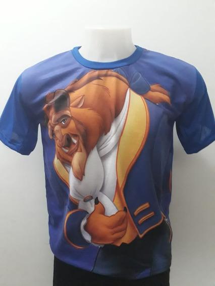 Camiseta Personalizada A Fera