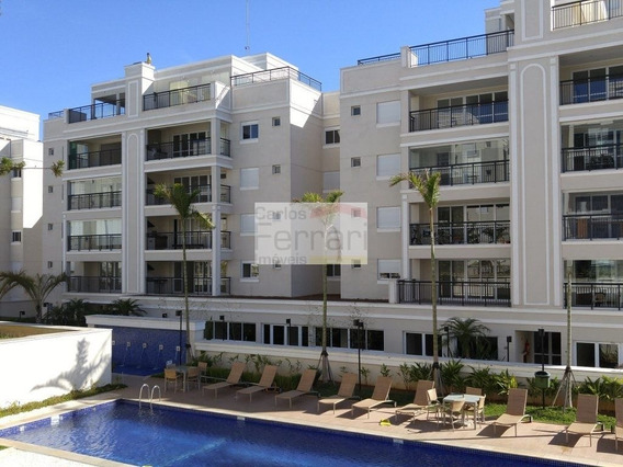 Excelente Apartamento Em Local Privilegiado !!! - Cf22415