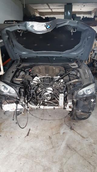 Bmw Serie 7 4.4 Activehybrid Aut. 4p 2012