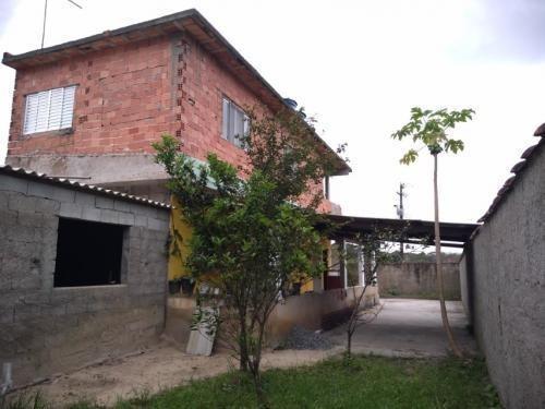 Imagem 1 de 14 de Sobrado No Recanto Dos Imigrantes - Itanhaém 7309 | A.c.m